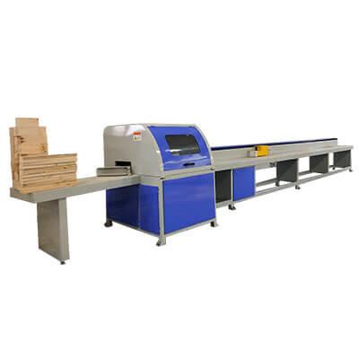 CNC Wood Saw