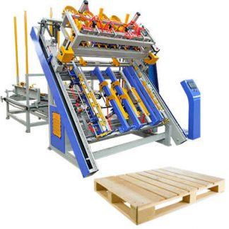 EPAL Pallet Machine